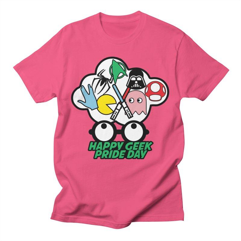 Geek Pride Day 2021 Men's T-Shirt by Moon Joggers's Artist Shop