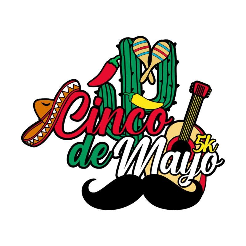 Cinco de Mayo Men's T-Shirt by Moon Joggers's Artist Shop