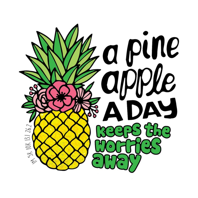 Pineapple Day Women's Tank by Moon Joggers's Artist Shop