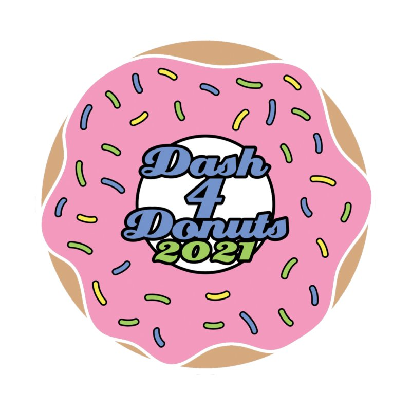 Dash 4 Donuts Men's T-Shirt by Moon Joggers's Artist Shop