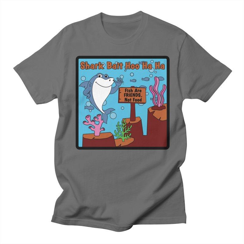 Shark Bait Men's T-Shirt by Moon Joggers's Artist Shop