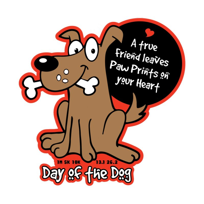 Day of the Dog Men's T-Shirt by Moon Joggers's Artist Shop