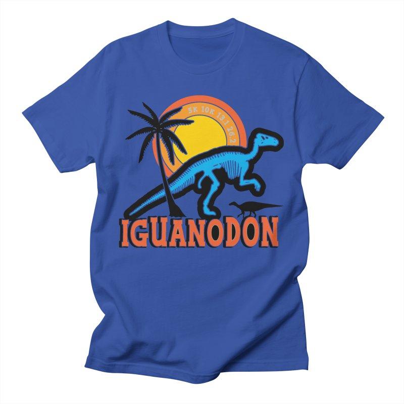 Iguandodon Men's T-Shirt by Moon Joggers's Artist Shop