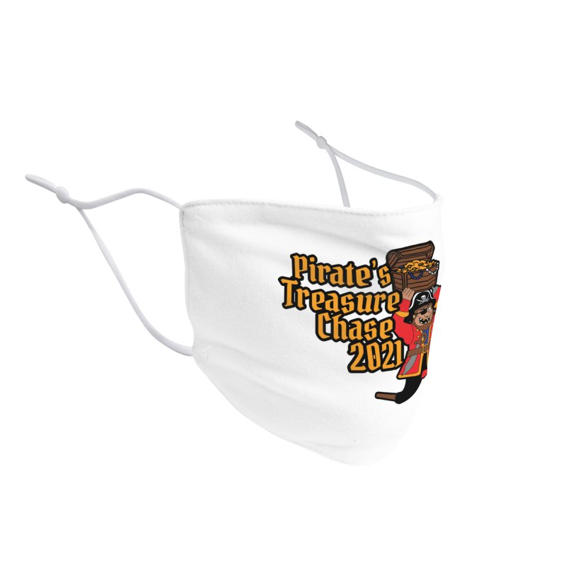 Pirate's Treasure Chase Accessories Face Mask by Moon Joggers's Artist Shop