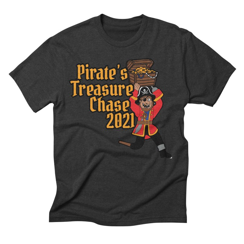 Pirate's Treasure Chase Men's T-Shirt by Moon Joggers's Artist Shop