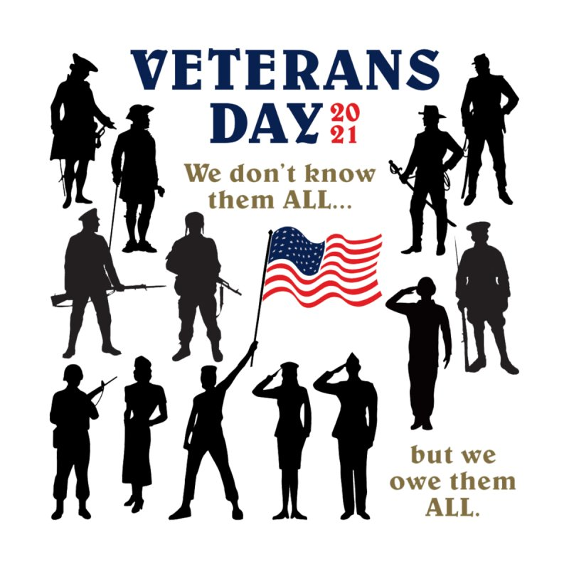 Veterans Day Accessories Face Mask by Moon Joggers's Artist Shop