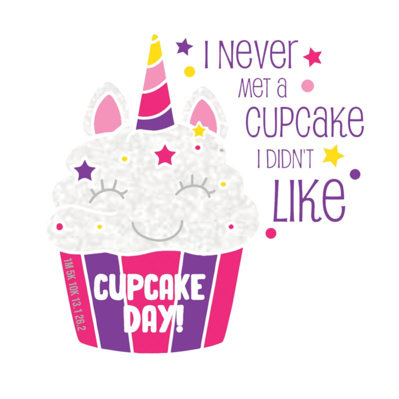 Cupcake Day Accessories Face Mask by Moon Joggers's Artist Shop