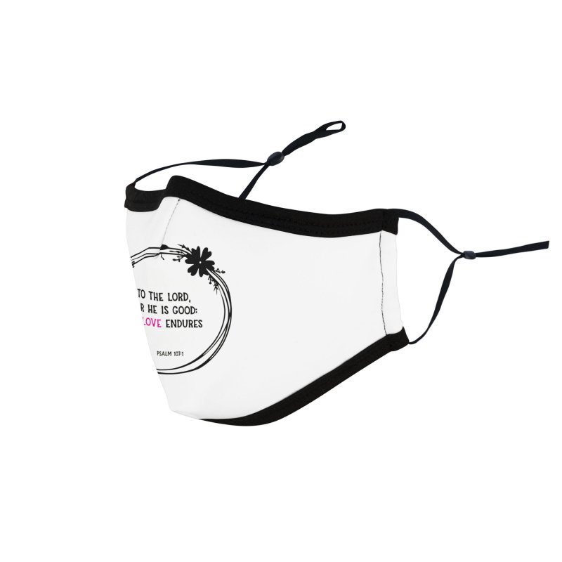 Give Thanks Accessories Face Mask by Moon Joggers's Artist Shop