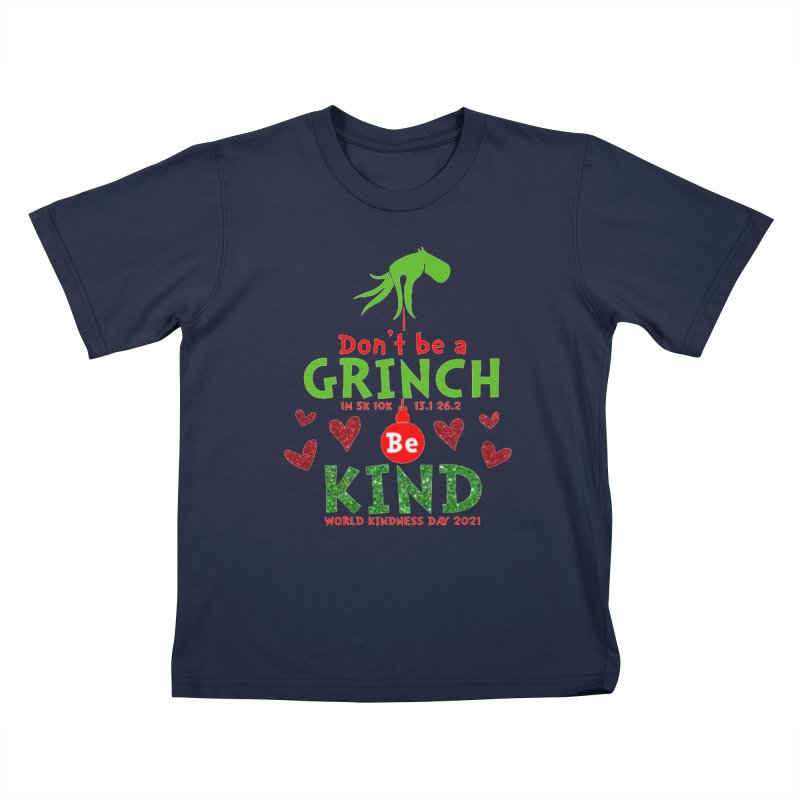 World Kindness Day - Be Kind Kids T-Shirt by Moon Joggers's Artist Shop