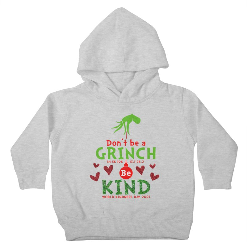 World Kindness Day - Be Kind Kids Toddler Pullover Hoody by Moon Joggers's Artist Shop