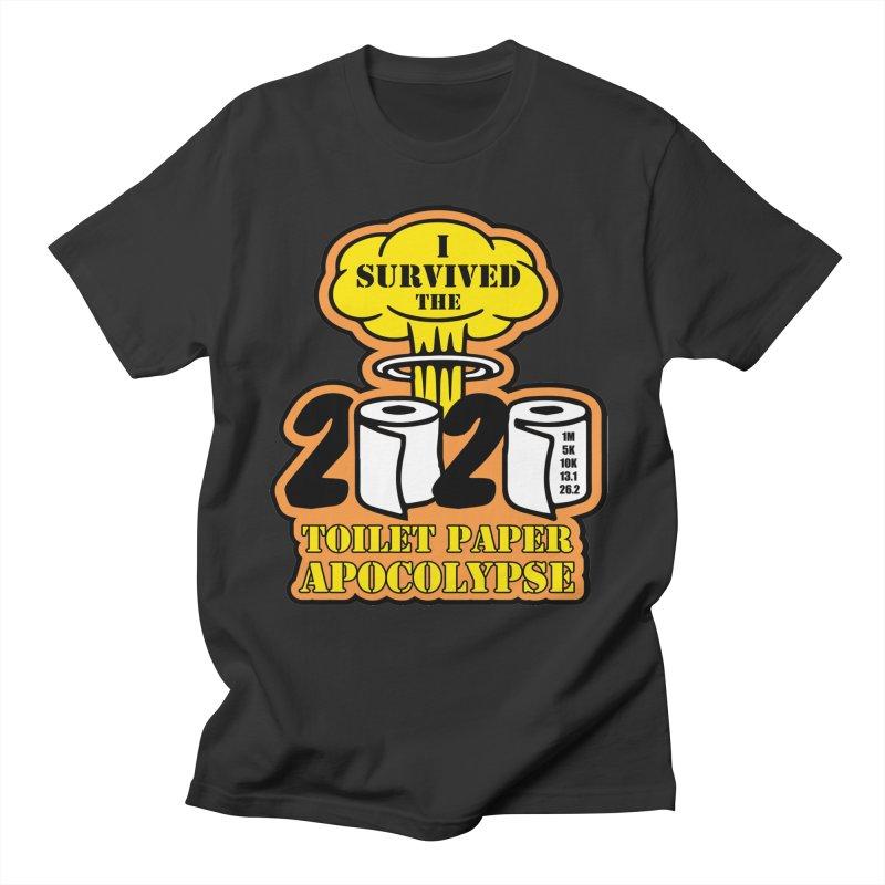 Toilet Paper Day Men's T-Shirt by Moon Joggers's Artist Shop