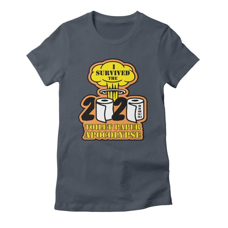 Toilet Paper Day Women's T-Shirt by Moon Joggers's Artist Shop