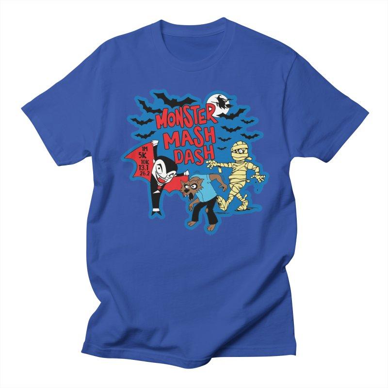 Monster Mash Dash Men's T-Shirt by Moon Joggers's Artist Shop