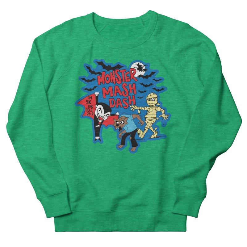 Monster Mash Dash Women's Sweatshirt by Moon Joggers's Artist Shop
