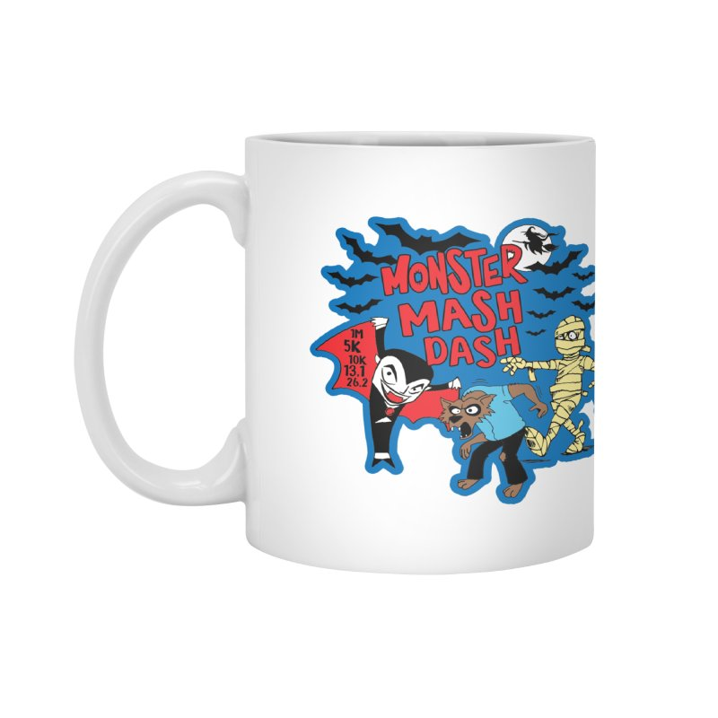 Monster Mash Dash Accessories Mug by Moon Joggers's Artist Shop