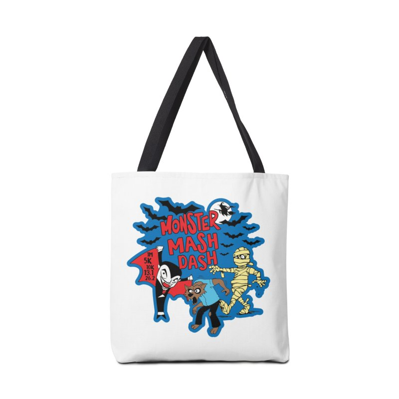 Monster Mash Dash Accessories Bag by Moon Joggers's Artist Shop