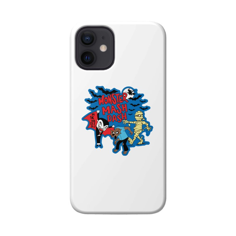 Monster Mash Dash Accessories Phone Case by Moon Joggers's Artist Shop