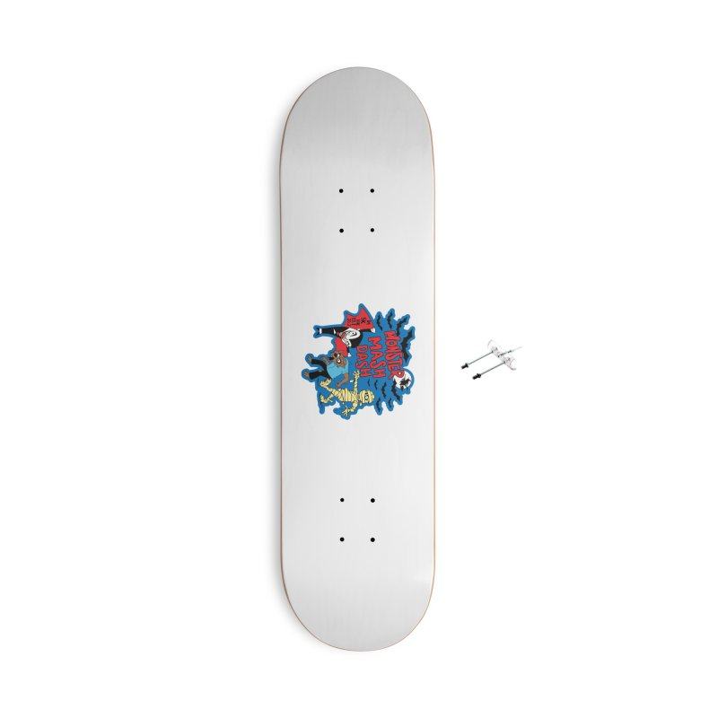 Monster Mash Dash Accessories Skateboard by Moon Joggers's Artist Shop