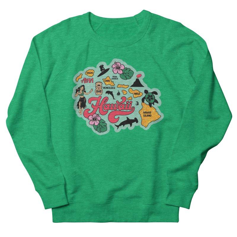 Race Through Hawaii Women's Sweatshirt by Moon Joggers's Artist Shop