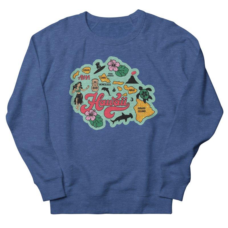 Race Through Hawaii Men's Sweatshirt by Moon Joggers's Artist Shop