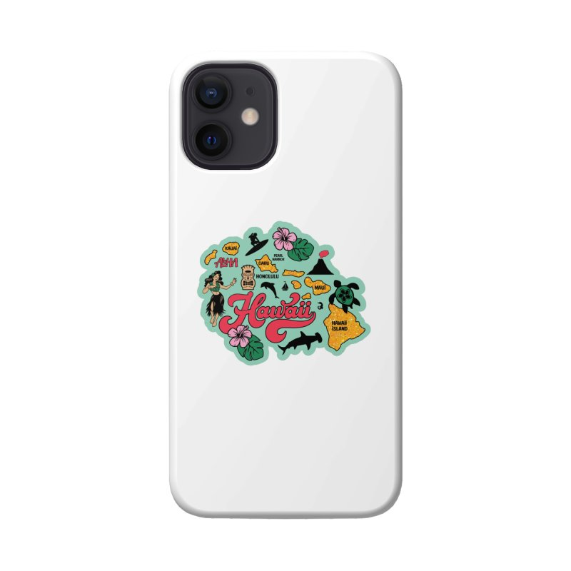 Race Through Hawaii Accessories Phone Case by Moon Joggers's Artist Shop