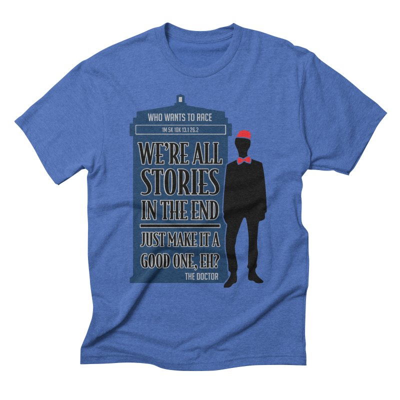 WHO Wants to Race Men's T-Shirt by Moon Joggers's Artist Shop