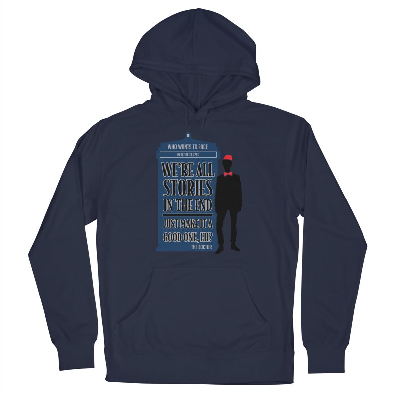 WHO Wants to Race Men's Pullover Hoody by Moon Joggers's Artist Shop