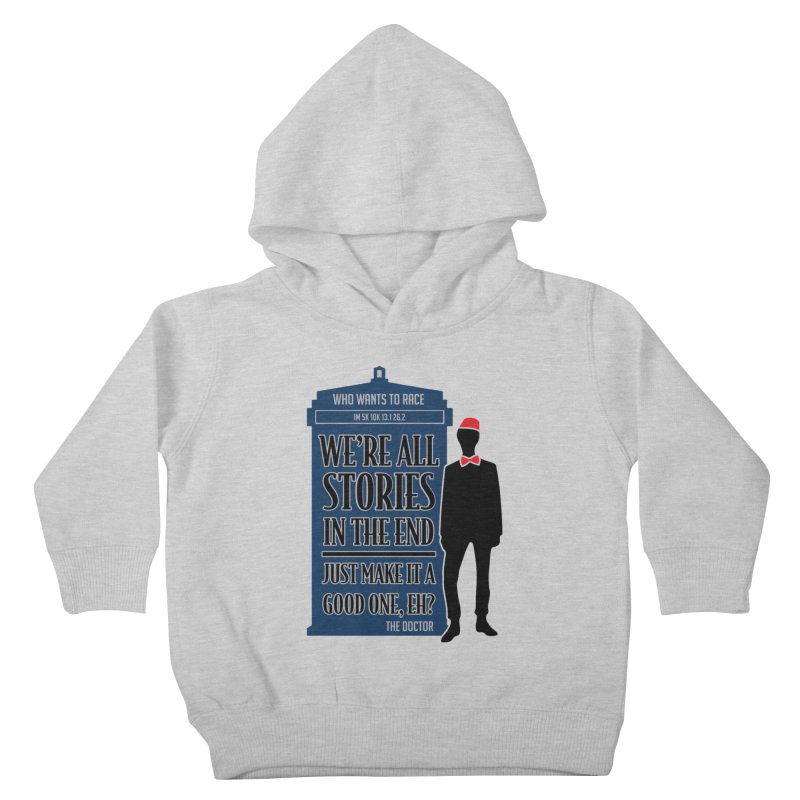 WHO Wants to Race Kids Toddler Pullover Hoody by Moon Joggers's Artist Shop