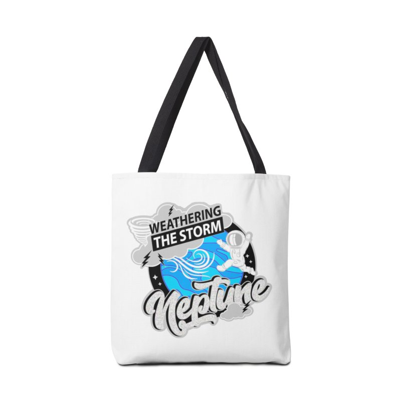 Neptune - Weathering the Storm Accessories Bag by Moon Joggers's Artist Shop