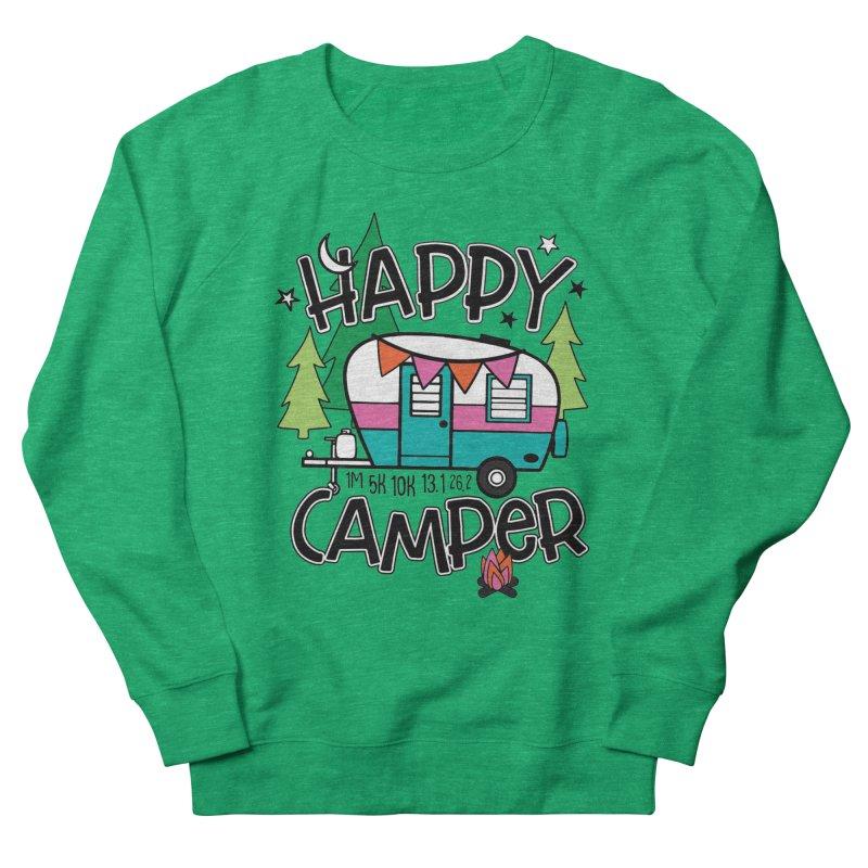 Happy Camper Women's Sweatshirt by Moon Joggers's Artist Shop