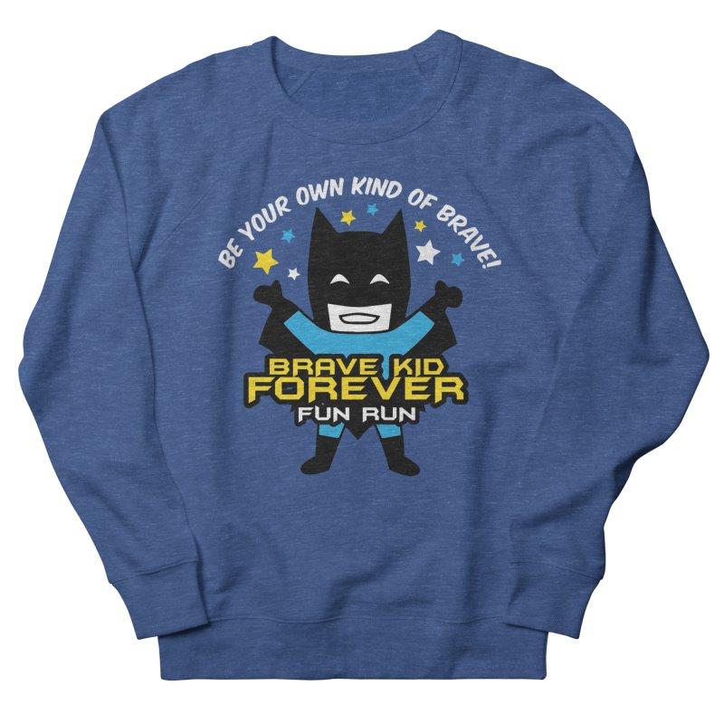 Brave Kid Forever! Men's Sweatshirt by Moon Joggers's Artist Shop
