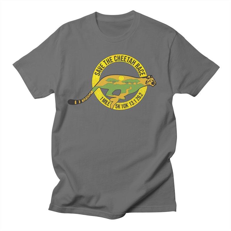 Save the Cheetah Men's T-Shirt by Moon Joggers's Artist Shop