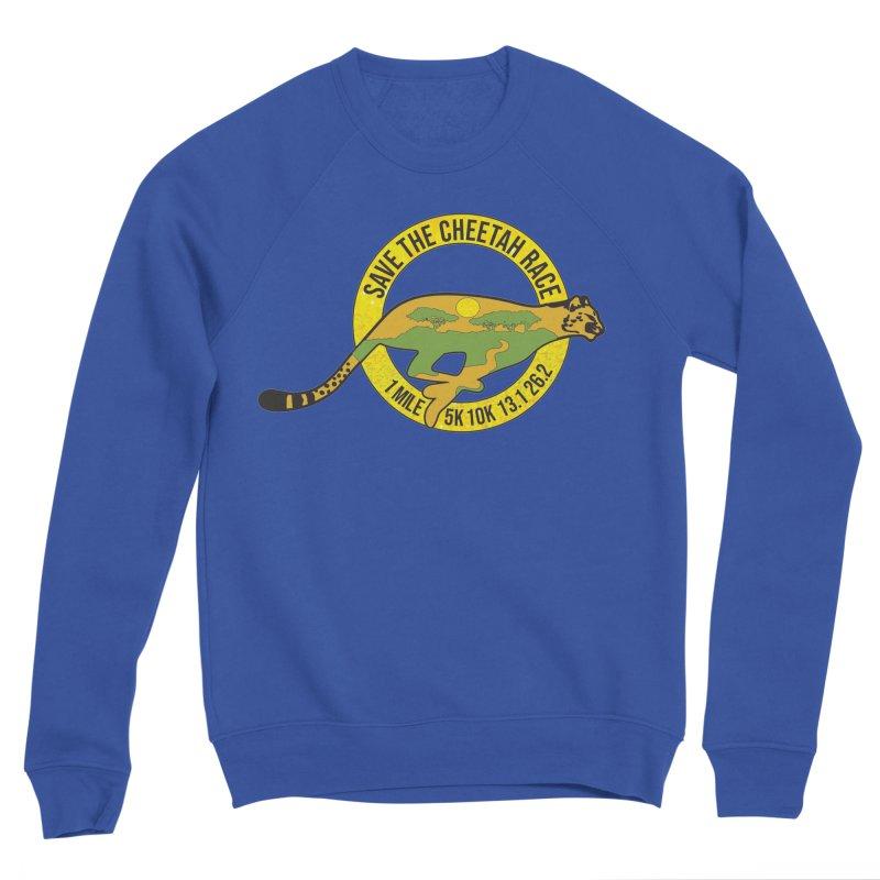 Save the Cheetah Women's Sweatshirt by Moon Joggers's Artist Shop