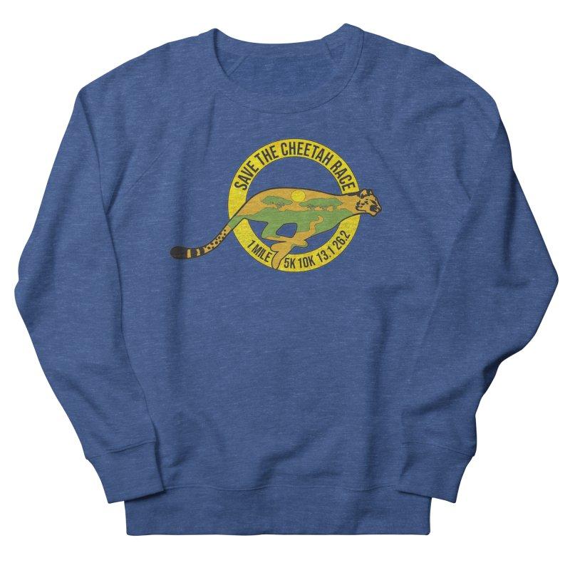 Save the Cheetah Men's Sweatshirt by Moon Joggers's Artist Shop