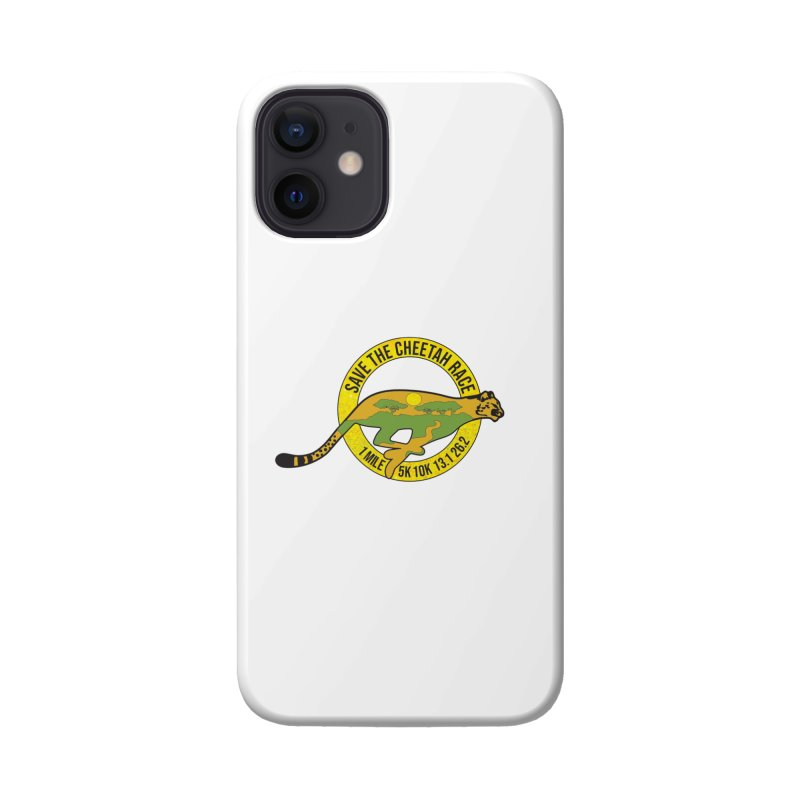 Save the Cheetah Accessories Phone Case by Moon Joggers's Artist Shop