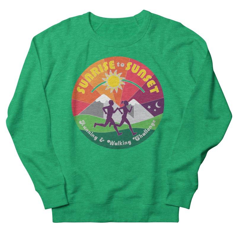 Sunrise to Sunset Women's Sweatshirt by Moon Joggers's Artist Shop