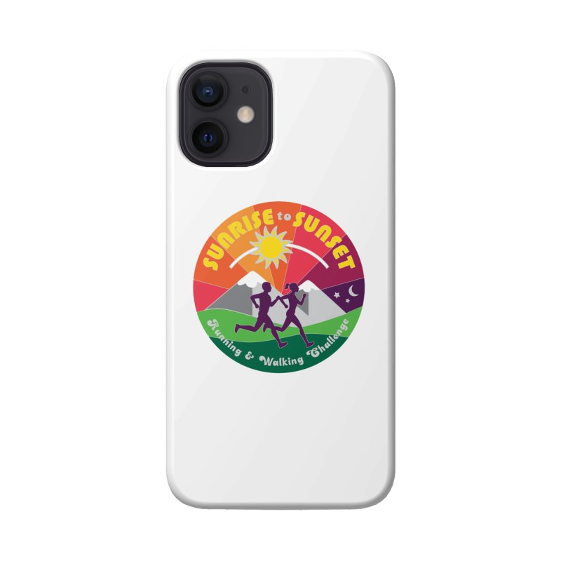 Sunrise to Sunset Accessories Phone Case by Moon Joggers's Artist Shop
