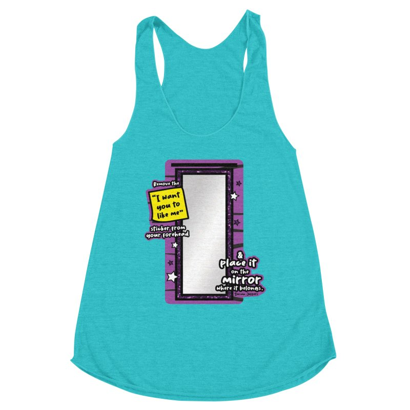 Love Your Body Day Women's Tank by Moon Joggers's Artist Shop