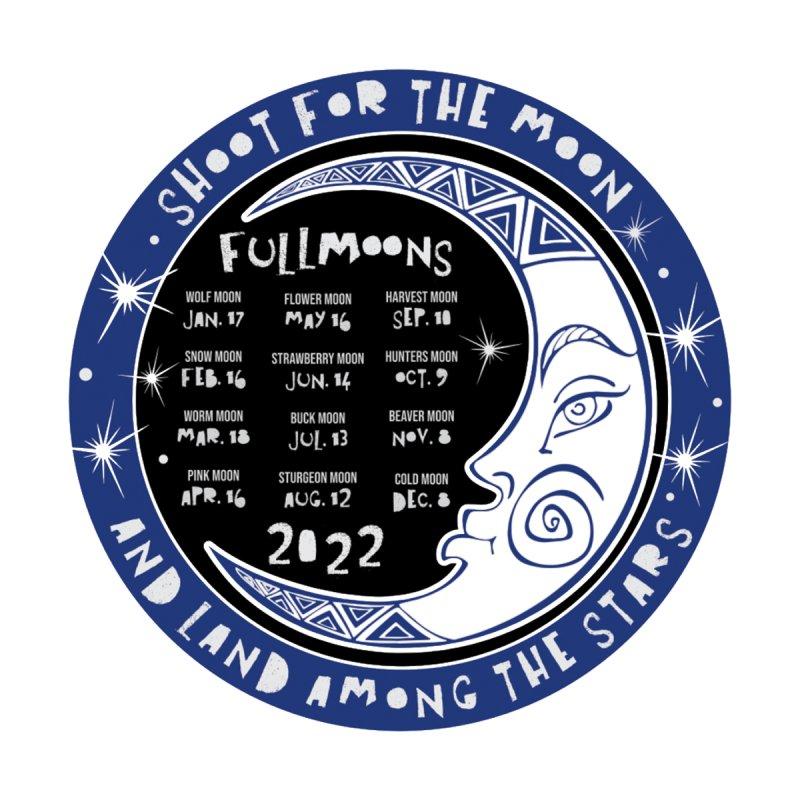 Full Moon Challenge Women's Longsleeve T-Shirt by Moon Joggers's Artist Shop