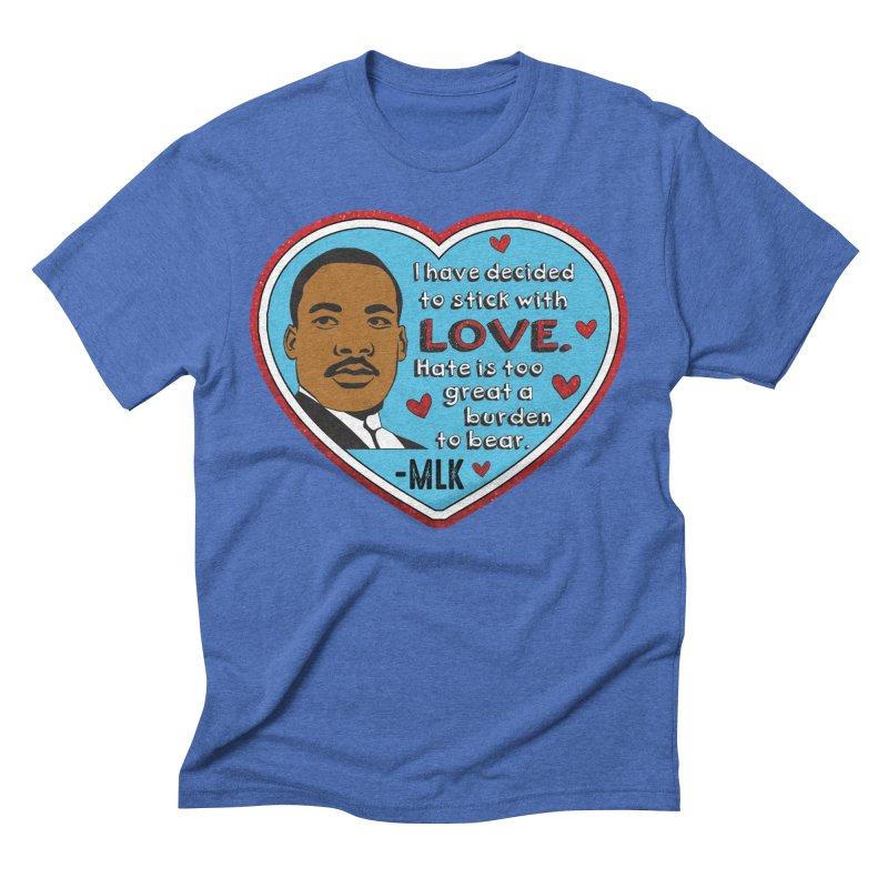 I Have a Dream  MLK Men's T-Shirt by Moon Joggers's Artist Shop