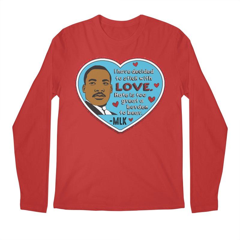 I Have a Dream  MLK Men's Longsleeve T-Shirt by Moon Joggers's Artist Shop