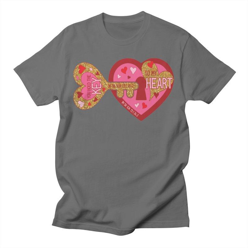 RACE 4 LOVE Men's T-Shirt by Moon Joggers's Artist Shop