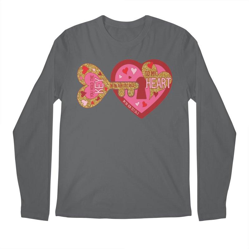 RACE 4 LOVE Men's Longsleeve T-Shirt by Moon Joggers's Artist Shop