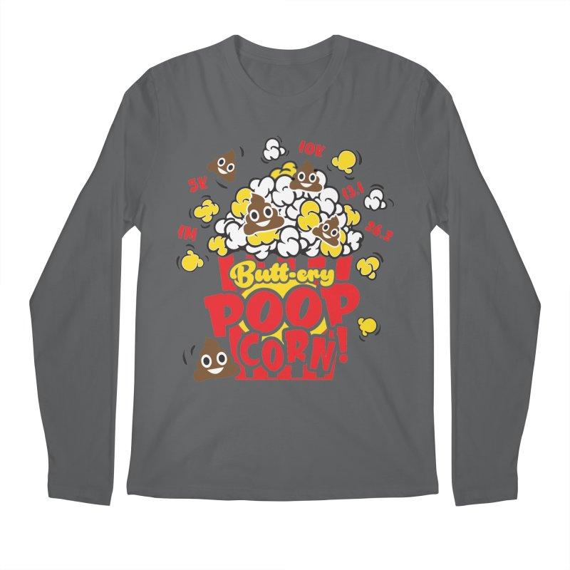 Poop Day! Men's Longsleeve T-Shirt by Moon Joggers's Artist Shop