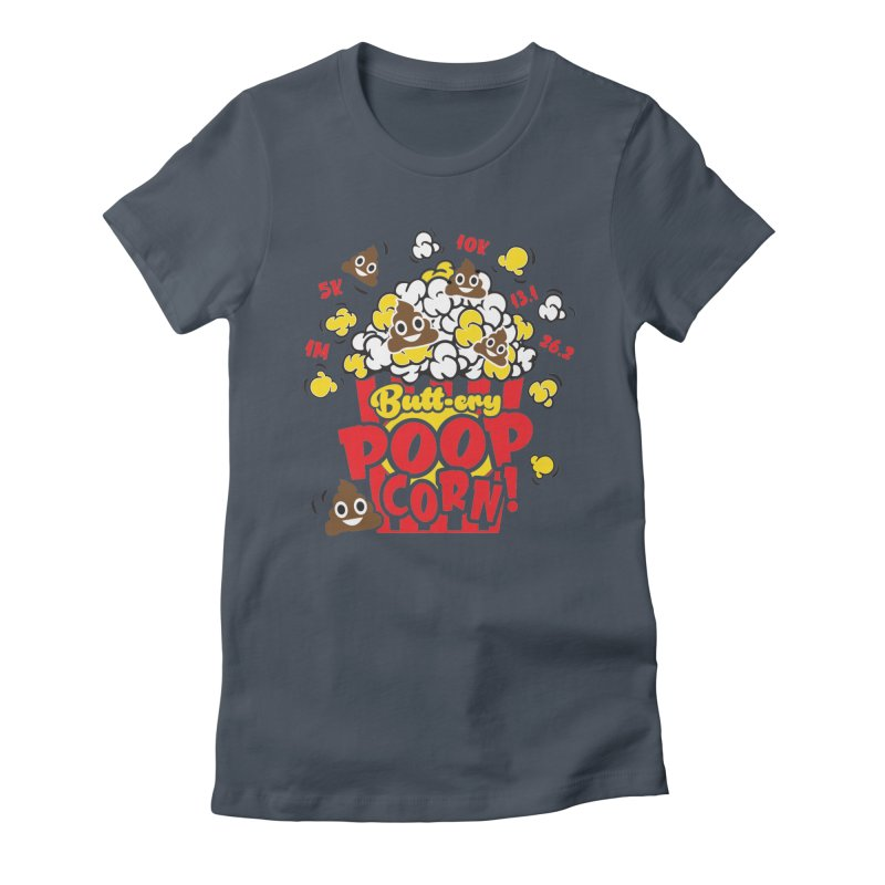 Poop Day! Women's T-Shirt by Moon Joggers's Artist Shop