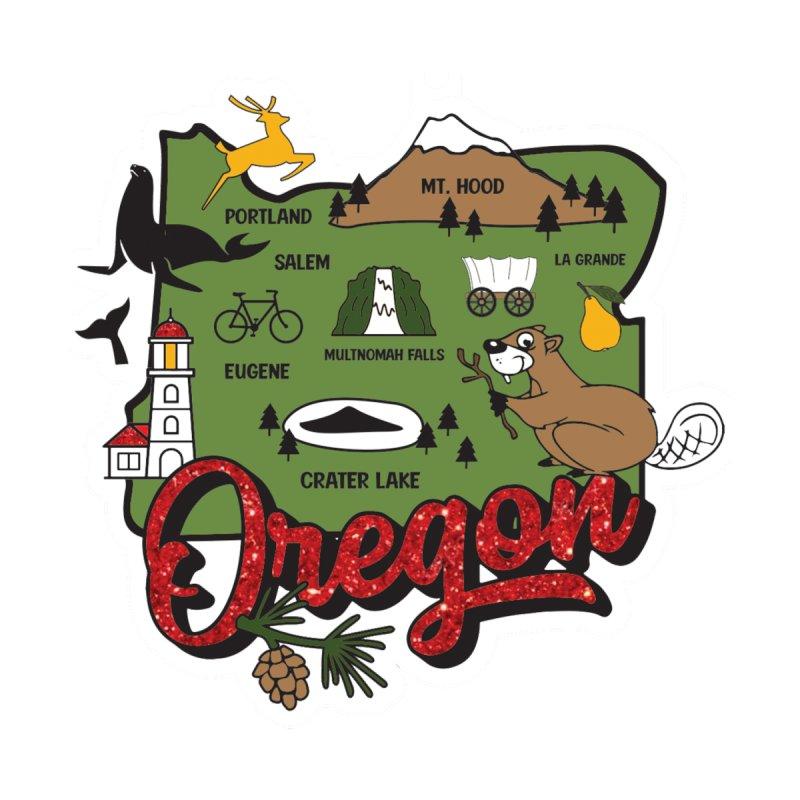 Race Through Oregon Kids Toddler Zip-Up Hoody by Moon Joggers's Artist Shop
