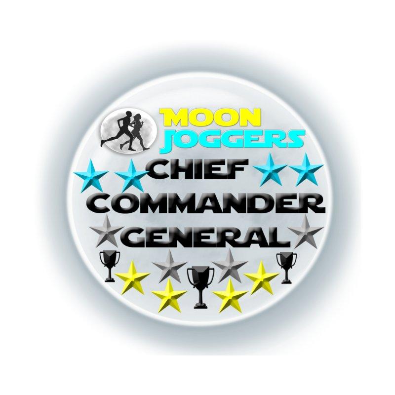 Moon Joggers Ranking: CHIEF COMMANDER GENERAL Men's T-Shirt by Moon Joggers's Artist Shop