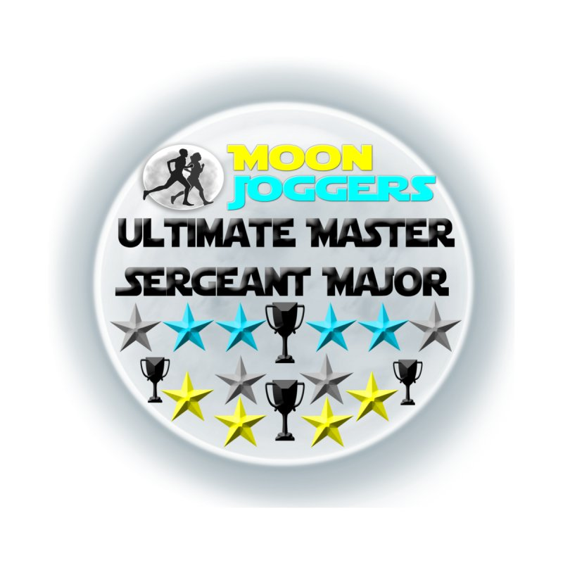 Moon Joggers Ranking: ULTIMATE MASTER SERGEANT MAJOR Men's T-Shirt by Moon Joggers's Artist Shop