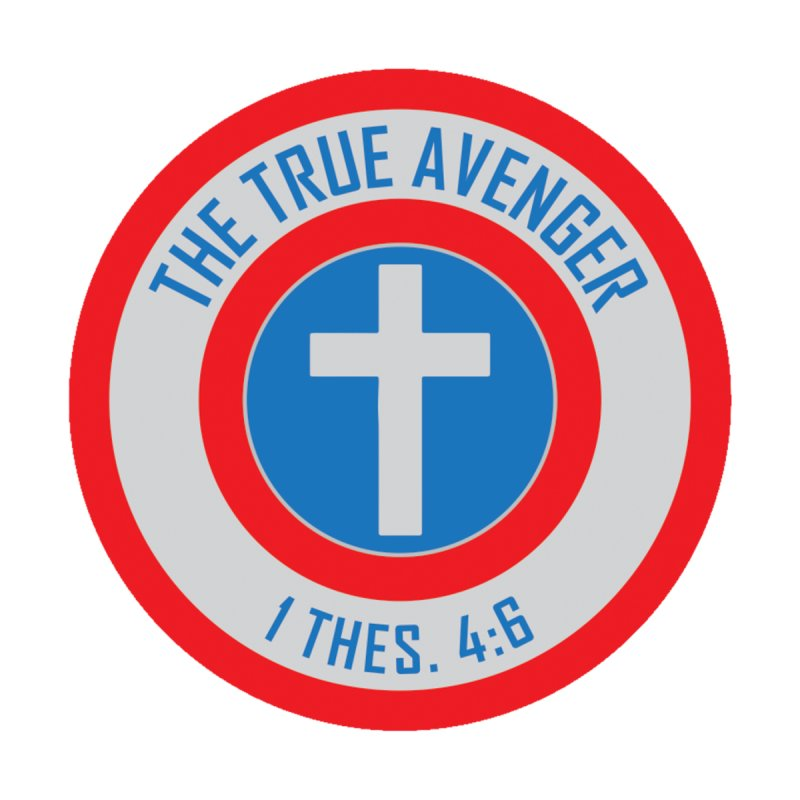 The True Avenger Men's T-Shirt by Moon Joggers's Artist Shop