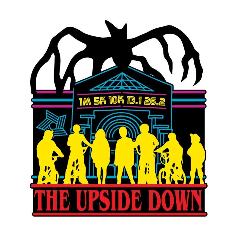 The Upside Down Men's T-Shirt by Moon Joggers's Artist Shop